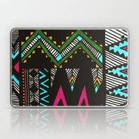 Tribal Dark Laptop & iPad Skin