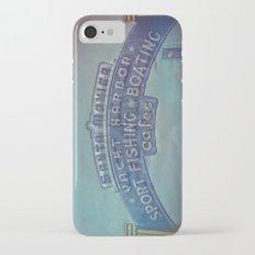 Santa Monica Pier iPhone 7 Slim Case