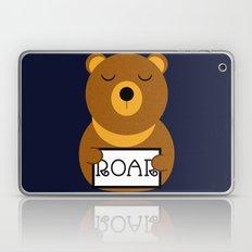 Hear the roar Laptop & iPad Skin