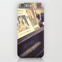 Christmas Carols iPhone 6 Slim Case