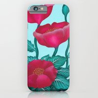 iPhone & iPod Case featuring Hanami by Lorrie Whittington
