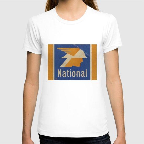 National Logo T-shirt