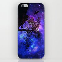 Into  The Space iPhone & iPod Skin