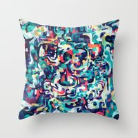 I Love Everything About … Throw Pillow