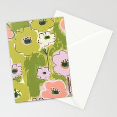 My Garden in Spring Stationery Cards