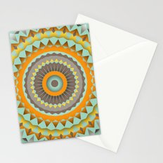 Mardi Gras Spin Stationery Cards
