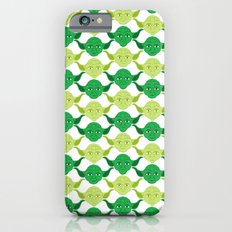 Star Wars Yoda Print iPhone 6 Slim Case