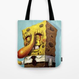 Tote Bag - Under happiness( Fan-art) - Maethawee Chiraphong