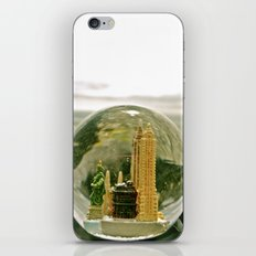 New York by the Sea iPhone & iPod Skin