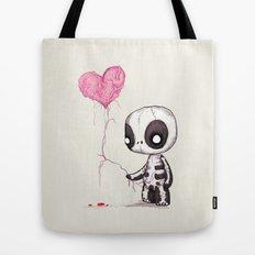 Heart Strings  Tote Bag
