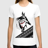 native american T-shirts featuring Native by memo_alatouly