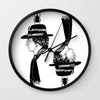 Lennon.John Wall Clock