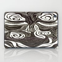 Peace Within The Battle iPad Case