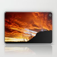 Fire In The Sky Laptop & iPad Skin