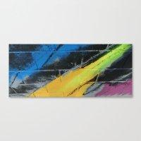 Abstracto (2) Canvas Print