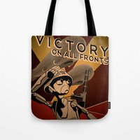 Propaganda Series 4 Tote Bag