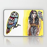 You Found Me Laptop & iPad Skin