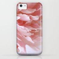 Peony Pink iPhone 5c Slim Case