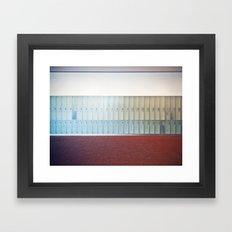 MNML Framed Art Print
