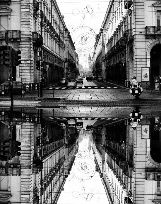 Torino UNDERWORLD Canvas Print