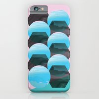 iPhone & iPod Case featuring clonixina by Leandro Pita