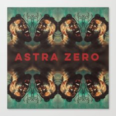 Astra Zero : it's coming Canvas Print