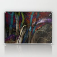 Funky Woods - JUSTART © Laptop & iPad Skin