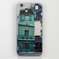 The Streets of Paris, France. iPhone & iPod Skin