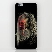 Evil Border iPhone & iPod Skin