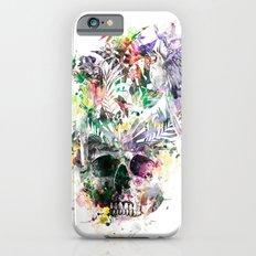 Skull - Parrots 2 Slim Case iPhone 6s