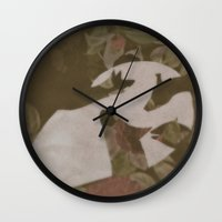 animal invasion (ii) Wall Clock