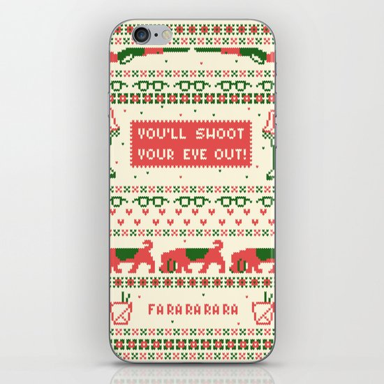 A Christmas Sweater iPhone & iPod Skin