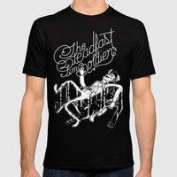 The Steadfast Tin Soldie… Mens Fitted Tee Black SMALL