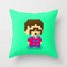 The Bitles - Ringo Throw Pillow
