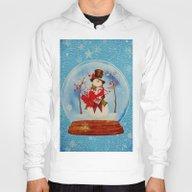 Snowman In A Snowglobe Hoody