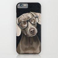 Mr Weimaraner iPhone 6 Slim Case