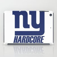 New York Hardcore iPad Case