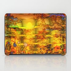 ABSTRACT - Abundance iPad Case