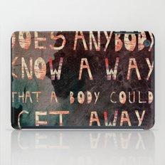 does any body know a way iPad Case
