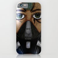iPhone & iPod Case featuring The Eye by KNIfe