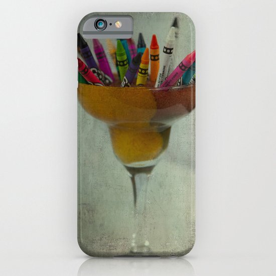 CRAYON LOVE : Addiction iPhone & iPod Case