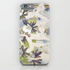 Dance of the Winter Aconite iPhone 6 Slim Case