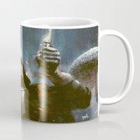 Darth Vader Vintage Mug