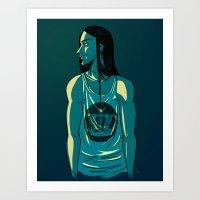 EMIR Art Print