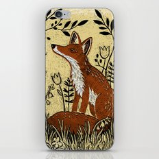 The Colney Fox iPhone & iPod Skin