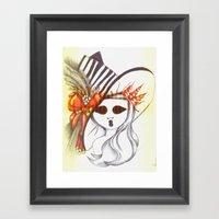 The Ghostesses Of Caprice Art Print #4 Framed Art Print