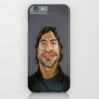 iPhone & iPod Case featuring Celebrity Sunday ~ Javier Bardem by Rob Snow
