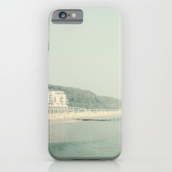 The Seaside in May iPhone & iPod Case