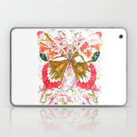 PAINTED BUTTERFLY Laptop & iPad Skin