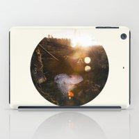 Frozen Puddle iPad Case